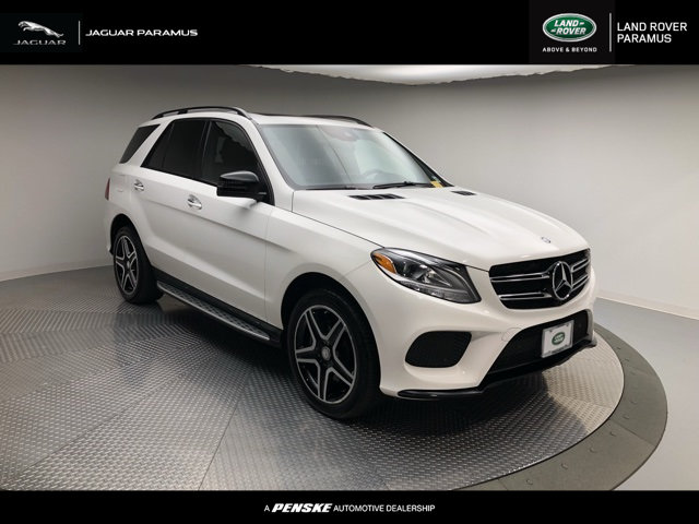 Pre Owned 2017 Mercedes Benz Gle 350 4matic Suv