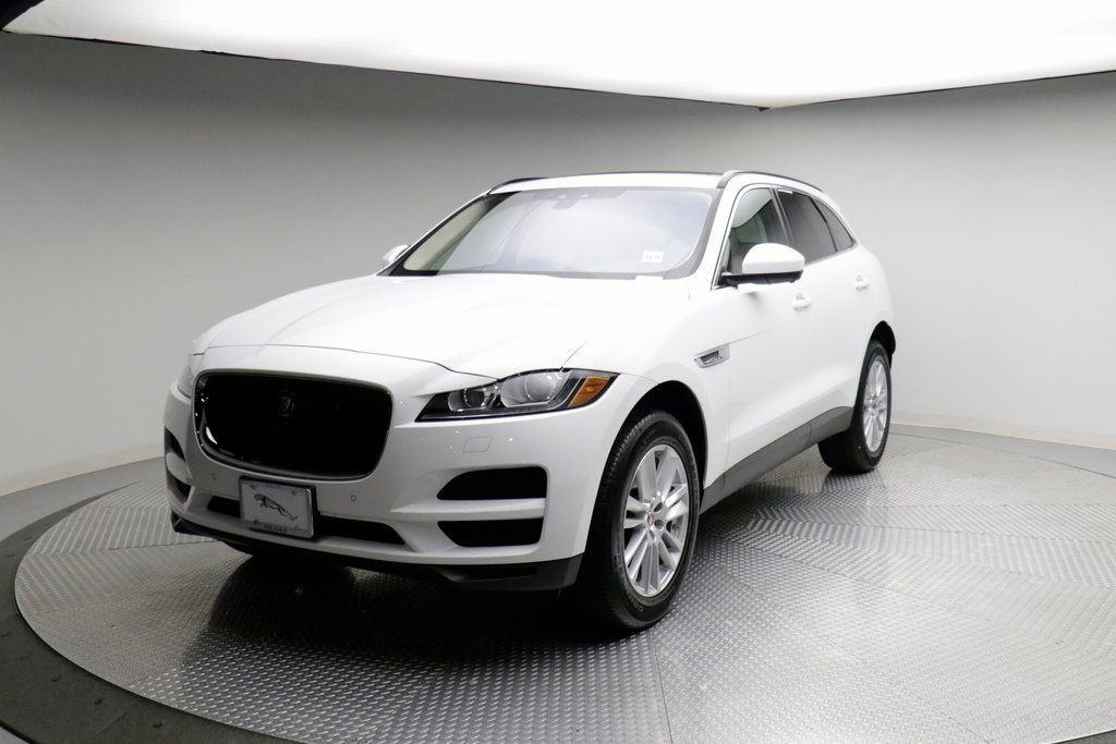 Certified Pre-Owned 2020 Jaguar F-PACE 25t Prestige AWD