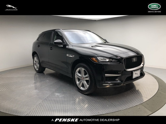 Certified Pre-Owned 2019 Jaguar F-PACE 25t R-Sport AWD
