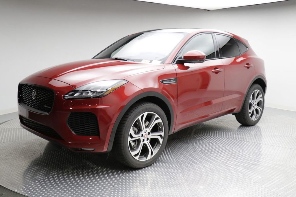 New 2020 Jaguar E-PACE P300 AWD R-Dynamic SE