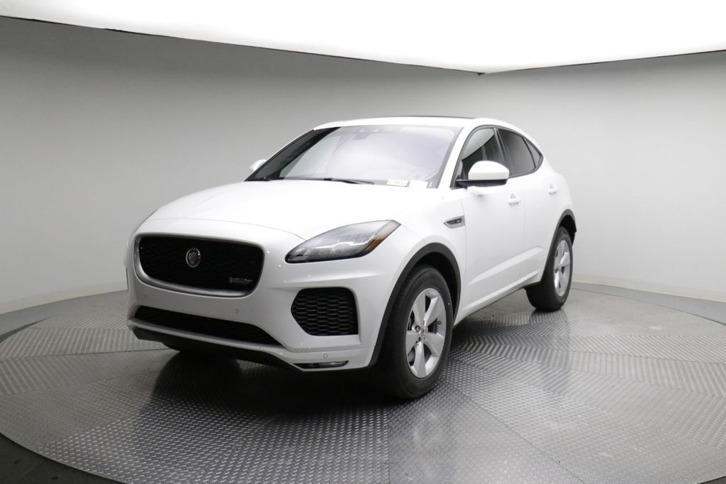 New 2020 Jaguar E-PACE P300 AWD R-Dynamic S