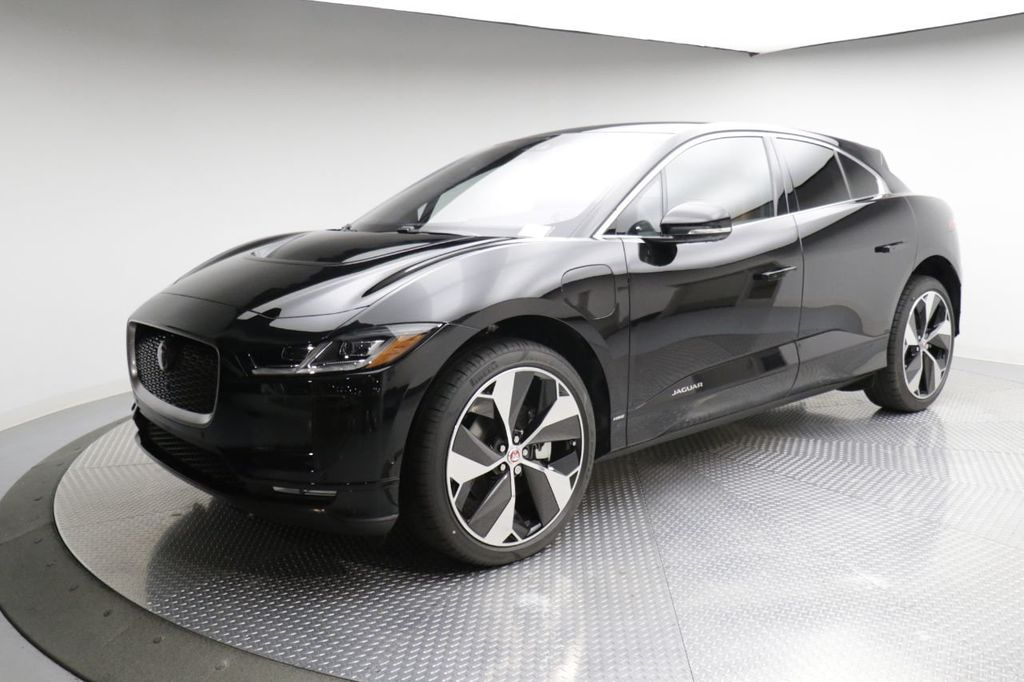New 2020 Jaguar I-PACE HSE AWD