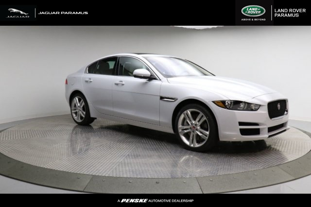 certified pre-owned 2018 jaguar xe 30t prestige awd sedan in