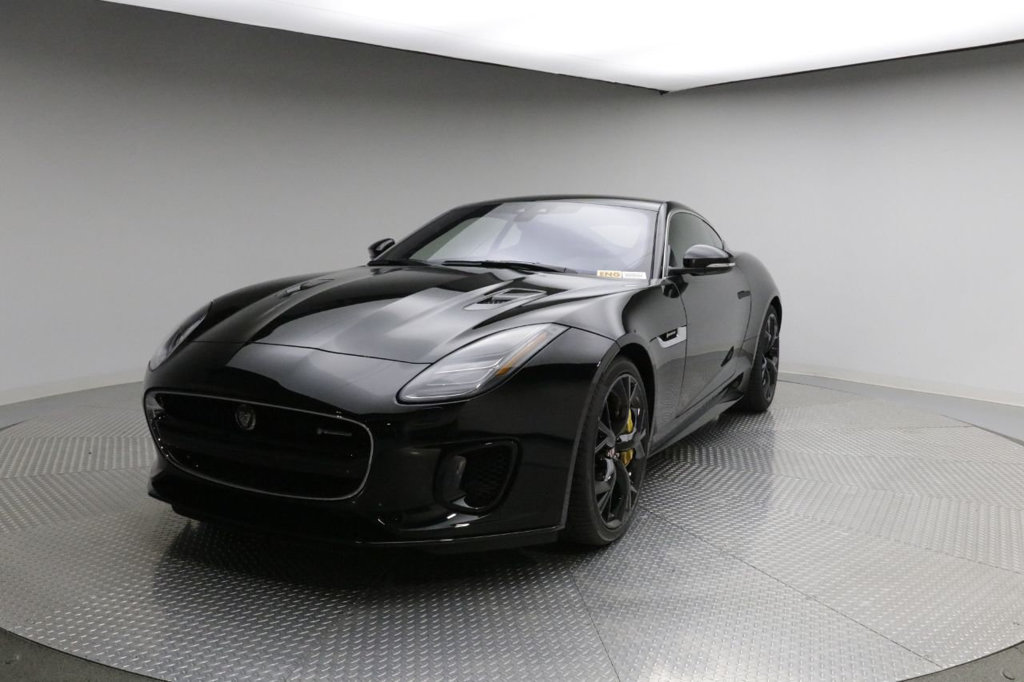 Jaguar F Type Coupe >> New 2020 Jaguar F Type Coupe Automatic R Dynamic Awd With Navigation Awd