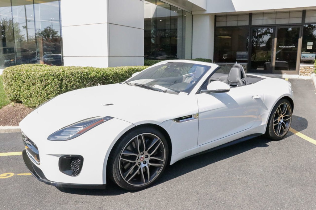 NEW 2020 F TYPE 380 CONVERTIBLE