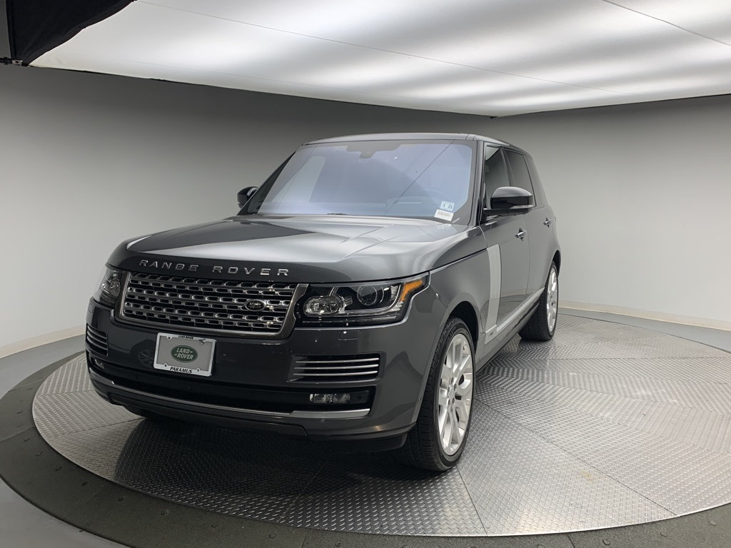 Pre-Owned 2016 Land Rover Range Rover 4WD 4dr Autobiography LWB