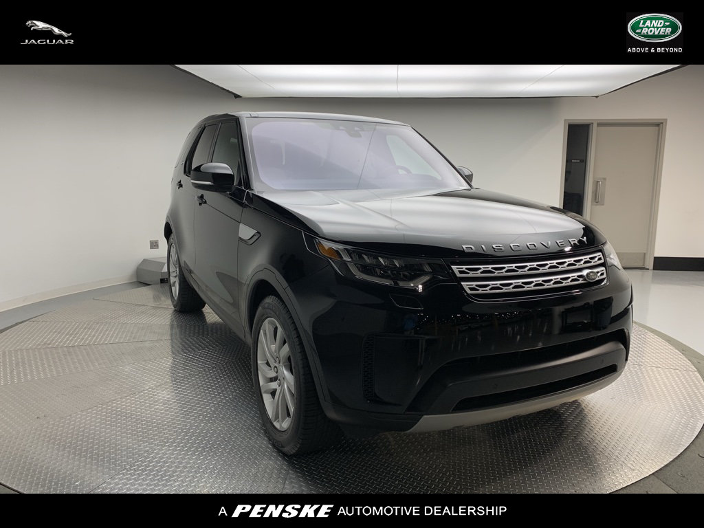 Pre-Owned 2018 Land Rover Discovery 4DR SUV