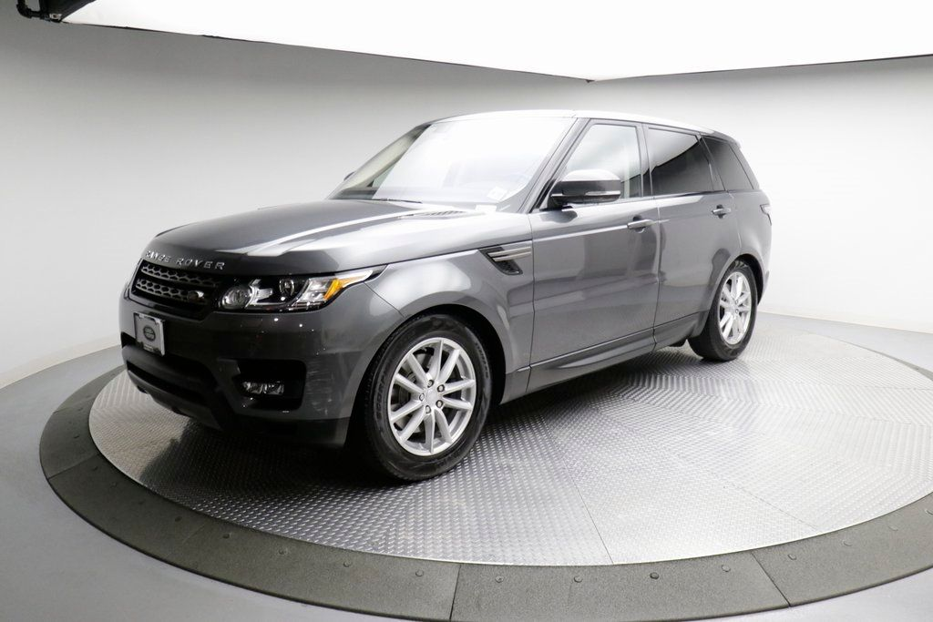 Pre-Owned 2017 Land Rover Range Rover Sport V6 Supercharged SE