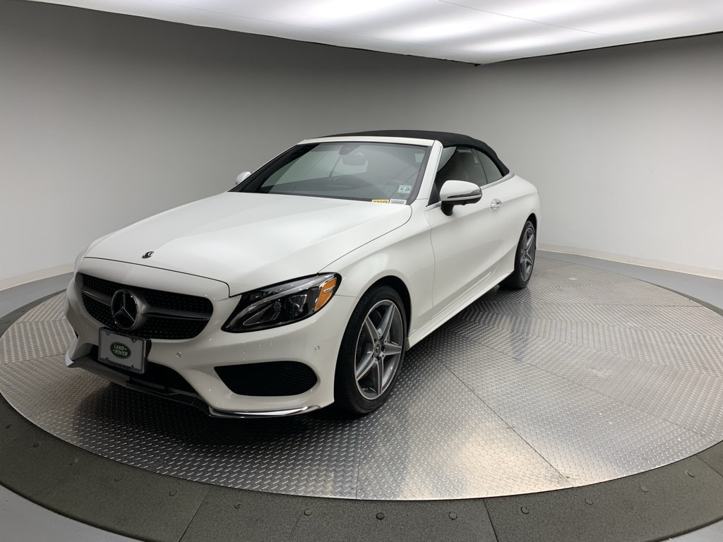 Pre-Owned 2018 Mercedes-Benz C-Class C 300 4MATIC® Cabriolet