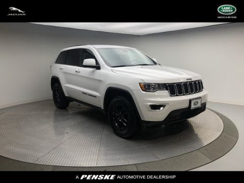 Pre-Owned 2018 Jeep Grand Cherokee 4DR SUV 4X4