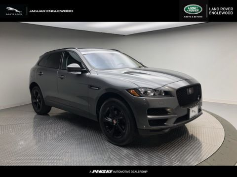 Certified Pre-Owned 2019 Jaguar F-PACE 25t Premium AWD