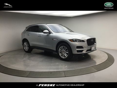 Certified Pre-Owned 2019 Jaguar F-PACE 25t Prestige AWD