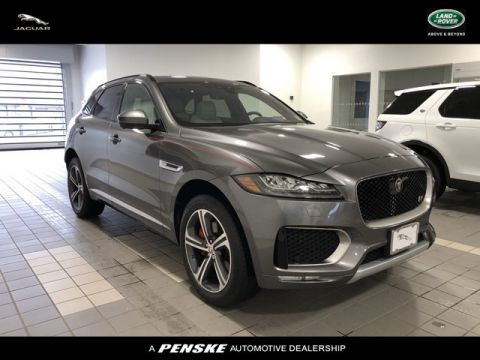Certified Pre-Owned 2019 Jaguar F-PACE S AWD