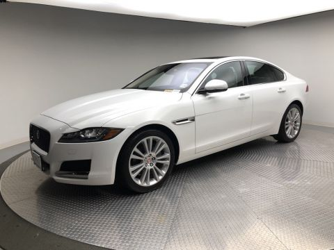 Certified Pre-Owned 2019 Jaguar XF Sedan 25t Prestige AWD
