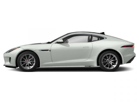 New 2020 Jaguar F-TYPE Coupe Automatic P300