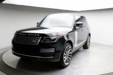 Pre-Owned 2018 Land Rover Range Rover V8 Supercharged Autobiography SWB