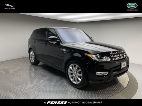 Pre-Owned 2016 Land Rover Range Rover Sport 4WD 4dr V6 HSE