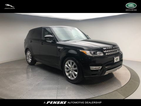 Pre-Owned 2014 Land Rover Range Rover Sport 4WD 4dr Supercharged