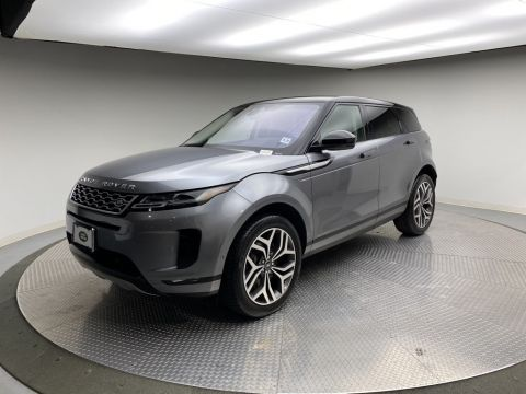Certified Pre-Owned 2020 Land Rover Range Rover Evoque P250 SE