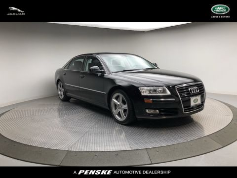 Pre-Owned 2010 Audi A8 L 4dr Sedan