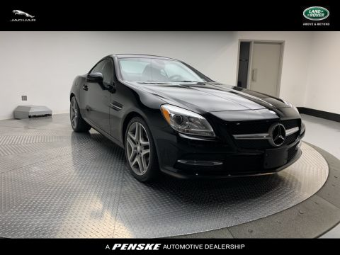 Pre-Owned 2013 Mercedes-Benz SLK SLK 250 2dr Roadster 250